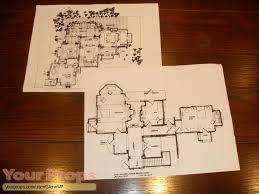 charmed manor floor plans original
