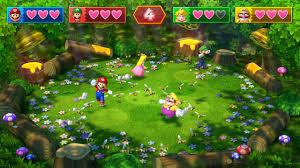 mario party 10 flower brawl minigame