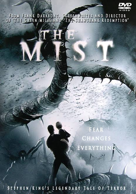 The Mist (2007) Full Movie | Bluray 480p 720p x264 | 1080p Hevc 10bit English-Hindi Subs
