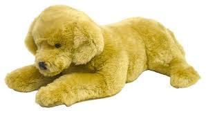 golden retriever plush stuffed