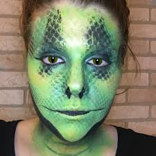 snake skin makeup saubhaya makeup