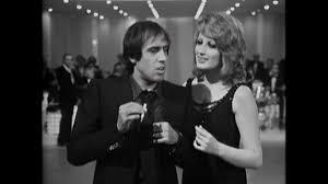 Mina e Adriano Celentano - Parole parole (parodia 1972) - YouTube