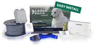 Standard Kit 3 Year Warranty Hidden Fence