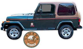 Phoenix Graphix Sahara Edition Vinyl Hood Graphics Kit For 92 95 Jeep Wrangler Yj Quadratec