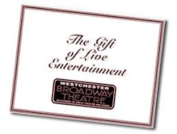 broadway theatre show gift
