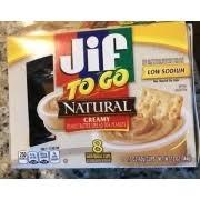 peanut er spread natural creamy