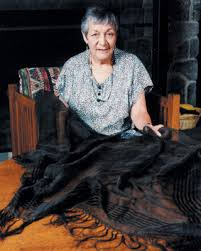 The Polly Cooper Shawl [and Valley Forge]