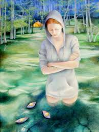 """Work by """"Honored Artist"""" Mavis Smith On View at Monmouth's DiMattio Gallery  
