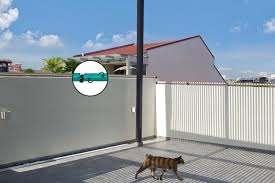30 Metre Diy Fence Kit Oscillot Cat Proof Fence System Oscillot Proprietary Ltd