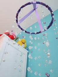 All Sorts Of Random Little Mermaid Room Bubble Mobile Tutorial Mermaid Room Decor Little Mermaid Room Little Mermaid Bedroom