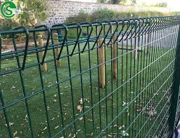 Welded Wire Mesh Fencing Design Decoration Green Vinyl Coated Roll Top Fencing For Malaysia For Sale Brc Fencing Manufacturer From China 108139066