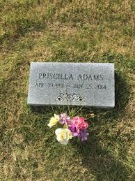 Priscilla Vaughn Adams (1951-2014) - Find A Grave Memorial