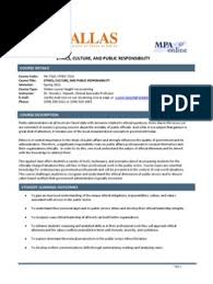 UT Dallas Syllabus for pa7318.0i1.11s taught by Wendy Hassett (wxh045000) |  Academic Dishonesty | Essays