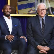Kobe Bryant wants Michael Jordan or Phil Jackson to induct him ...