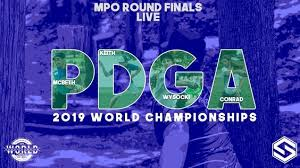2019 PDGA World Championships – Live – MPO Round 5 FINALS – McBeth, Keith, Conrad,  Wysocki | World championship, World, Finals