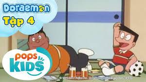Tuyển Tập Hoạt Hình Doraemon Tiếng Việt Tập 4 - Ngôi Nhà Trở Thành ...