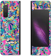 Amazon Com Decalrus Protective Decal Skin Sticker For Samsung Galaxy Fold Cellphone Case Cover Wrap Sagalaxyfold 218