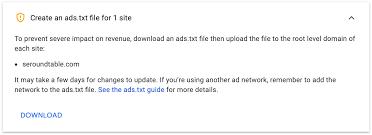 google adsense earnings at risk