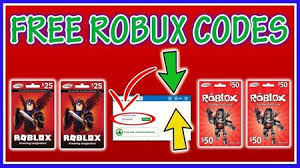 free roblox gift card