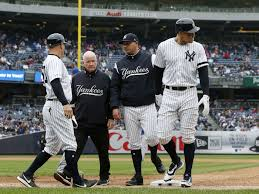Aaron Judge suffers 'significant ...