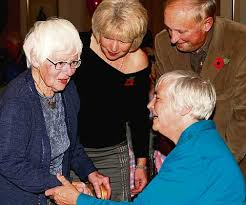 Surprise 90th birthday party for Marhamchurch resident | News | Holsworthy  Post