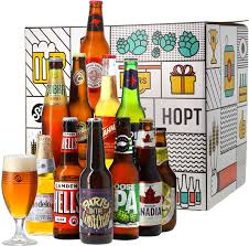 the international collection beer gift