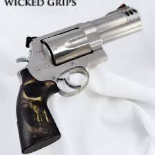 smith wesson k l and x frame grips