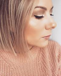 soft glam makeup blonde tea party