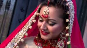indian stani bridal makeup hair