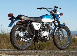 1969 honda cl350 dual purpose riding