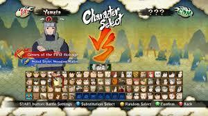 NARUTO SHIPPUDEN Ultimate Ninja STORM 3 Full Burst/Full Burst HD ...