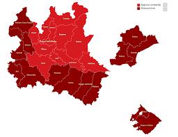 Conte firma il decreto, Lombardia e mezzo Piemonte in zona rossa ...