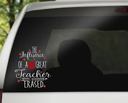 Teacher Quote Car Decals Laptop Decals Teacher Quotes Teacher Stickers Laptop Decal