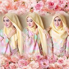 hijab style collection with tutorial