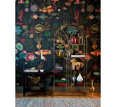mind the gap oceania wallpaper design
