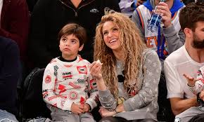 shakira shares new song inspired by her son