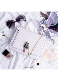 Adela (Gray) | กระเป๋าสะพายผู้หญิง | Zilingo Shopping ประเทศไทย
