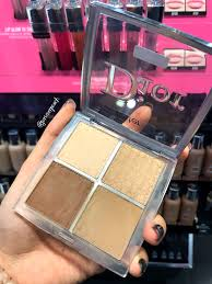 dior backse contour palette and