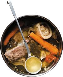what s the scoop on bone soup