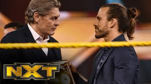Adam Cole wins Male Competitor of the Year: WWE NXT, Jan. 1, 2020 - YouTube