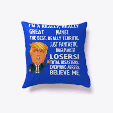 funny gifts for pianists donald trump