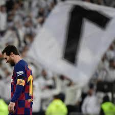Real Madrid vs Barcelona 2020 match ...