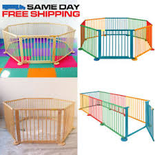 Nursery Decoration Furniture Large 8 Panel Foldable Baby Playpen Kids Play Pens Indoor Outdoor Restaurantecarlini Com Br