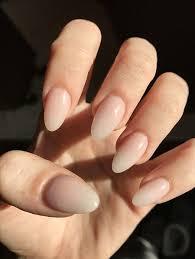 10 almond shaped nails short 21 nail