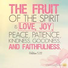 fruits of god s spirit we bear christian quotes facebook