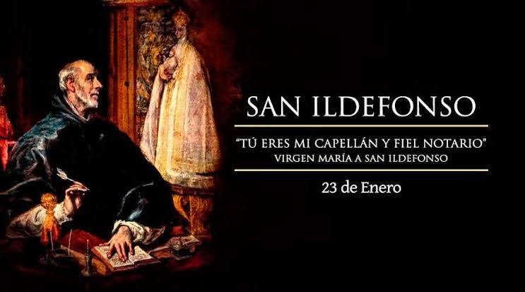 """Resultado de imagen para San Ildefonso de Toledo"""""""