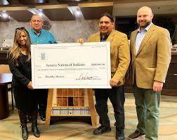 Seneca Nation receives near $1M grant from HUD   News, Sports, Jobs -  Observer Today