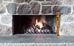 doors for rock fireplaces