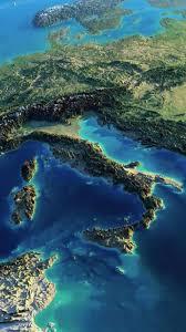 Italia vista dal satellite   Italy travel, Visit italy, Italy vacation