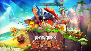 Angry Birds Epic RPG Mod APK Android Unlimited Money, Unlimited ...